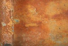 1 rosttextur Arkivfoto