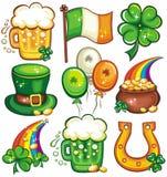 (1) s 2 dzień ikony Patrick serii ustawiają st ilustracji