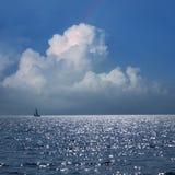 1 sailing Стоковые Фотографии RF