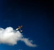 1 sailplane 库存照片