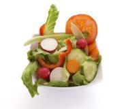 1 salade de plan rapproché Photo stock