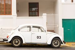 1 samochód Obrazy Royalty Free