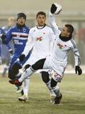 1 sampdoria 2 debrecen против Стоковые Фотографии RF