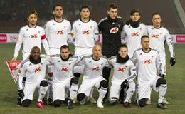 1 sampdoria 2 debrecen против Стоковое Фото
