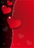 1 san valentin Royaltyfri Foto
