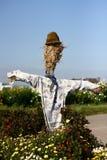 1 scarecrow Arkivbilder