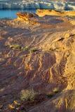 1 sceniska lakepowell Royaltyfria Bilder
