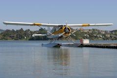 1 seaplane Royaltyfri Bild