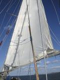 1 segling Royaltyfria Bilder