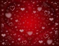 1 serca Obraz Stock