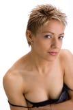 1 sexiga kvinna Royaltyfria Bilder