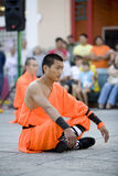 1 shaolin fu kung Στοκ εικόνα με δικαίωμα ελεύθερης χρήσης