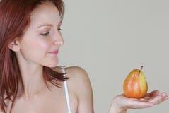 1 skönhethälsoreadhead Fotografering för Bildbyråer