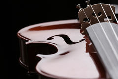 1 skrzypce. Zdjęcie Stock