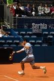 1 skugor игрока шарика franco возвращенное Стоковая Фотография RF