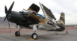 A-1 Skyraider Royalty Free Stock Photos