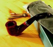 1 smocking трубы установленный Стоковая Фотография RF