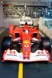 1 sport för bilferrari formel Arkivbild