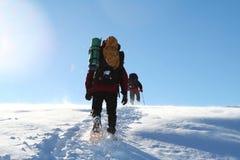 1 sport zimowy Zdjęcie Stock