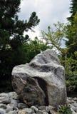 1 springbrunnträdgård Royaltyfria Bilder