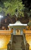 1 sri της Maha bodhi anuradhapura Στοκ Εικόνες