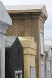 1 st louis cmentarnianego Orleans nowych grobowce Obraz Royalty Free