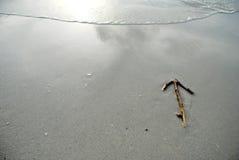 (1) strzała idzie Zdjęcie Stock