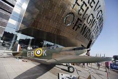 1 supermarine MK spitfire Στοκ φωτογραφίες με δικαίωμα ελεύθερης χρήσης