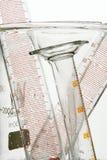 1 szkła Obraz Royalty Free
