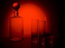 1 szkła Zdjęcie Royalty Free