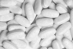 1 tabletki palowe Zdjęcia Stock