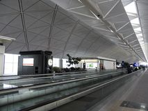 1 terminal na lotnisku Fotografia Royalty Free