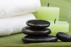 1 thermo tropiskt för grön terapi Arkivbild