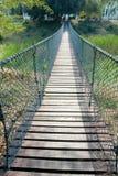 1 trädgårds- hänga för bro Royaltyfri Fotografi