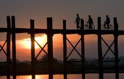 1 ubein моста Стоковая Фотография