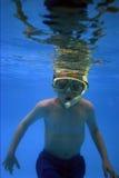 1 underwater Стоковая Фотография