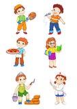 (1) ustaleni pracownicy ilustracji