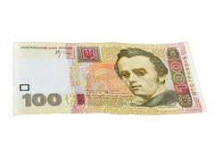 1 valuta ukraine Arkivbild