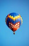 1 varma luftballong Arkivfoto