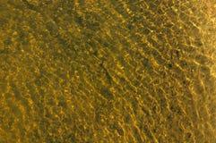 1 vatten Royaltyfri Bild