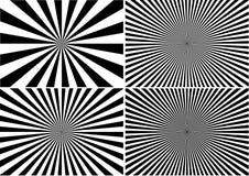 1 VOL. световых лучей Стоковое Изображение RF