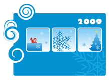 (1) wakacyjna zima Royalty Ilustracja