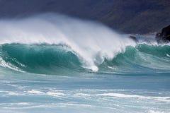 1 wave Arkivbilder