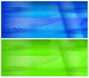 1 Web de drapeaux de milieux Photos libres de droits