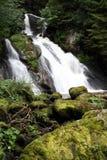 1 wodospadu Obraz Royalty Free