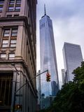 1 World Trade Center, New York City Royalty Free Stock Images