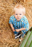 1 Year Old Boy Stock Images