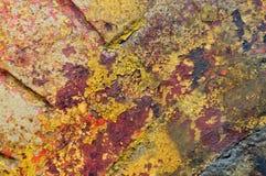 1 złomu metali Fotografia Stock