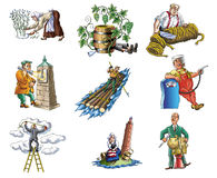 (1) zawód ilustracji