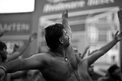 10η ημέρα ashura muharram Στοκ Εικόνες